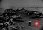 Image of Allied convoy of ships Atlantic Ocean, 1944, second 7 stock footage video 65675049254