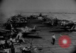 Image of Allied convoy of ships Atlantic Ocean, 1944, second 8 stock footage video 65675049254