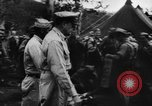 Image of General Douglas MacArthur New Guinea, 1944, second 9 stock footage video 65675049255