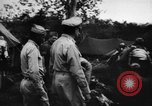 Image of General Douglas MacArthur New Guinea, 1944, second 11 stock footage video 65675049255