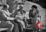 Image of Field Marshal Jan Smuts Cairo Egypt, 1944, second 8 stock footage video 65675049256