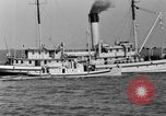 Image of Operations aboard a US Coast Artillery Mine Planter vessel Delaware Bay United States USA, 1939, second 7 stock footage video 65675049267