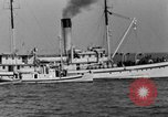 Image of Operations aboard a US Coast Artillery Mine Planter vessel Delaware Bay United States USA, 1939, second 9 stock footage video 65675049267