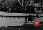 Image of Coast Artillery Mine Planting operations in US coastal waters Atlantic Ocean, 1939, second 1 stock footage video 65675049268
