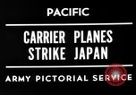 Image of Allied air attacks Japan, 1944, second 2 stock footage video 65675049277