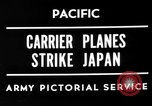Image of Allied air attacks Japan, 1944, second 3 stock footage video 65675049277