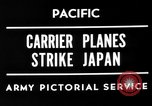 Image of Allied air attacks Japan, 1944, second 5 stock footage video 65675049277