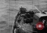 Image of mine laying North Sea, 1944, second 7 stock footage video 65675049281