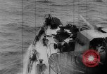 Image of mine laying North Sea, 1944, second 10 stock footage video 65675049281
