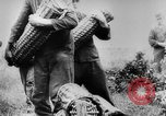 Image of Russian prisoners under German guard European Theater, 1944, second 10 stock footage video 65675049282
