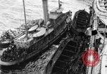 Image of transport ship Atlantic Ocean, 1923, second 1 stock footage video 65675049290