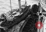 Image of transport ship Atlantic Ocean, 1923, second 4 stock footage video 65675049290