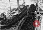 Image of transport ship Atlantic Ocean, 1923, second 5 stock footage video 65675049290