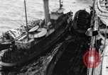 Image of transport ship Atlantic Ocean, 1923, second 7 stock footage video 65675049290