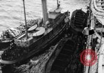 Image of transport ship Atlantic Ocean, 1923, second 11 stock footage video 65675049290