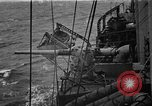Image of artillery aboard a ship Atlantic Ocean, 1923, second 1 stock footage video 65675049291