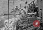 Image of artillery aboard a ship Atlantic Ocean, 1923, second 2 stock footage video 65675049291