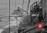 Image of artillery aboard a ship Atlantic Ocean, 1923, second 3 stock footage video 65675049291