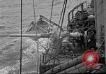 Image of artillery aboard a ship Atlantic Ocean, 1923, second 4 stock footage video 65675049291