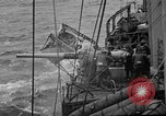 Image of artillery aboard a ship Atlantic Ocean, 1923, second 5 stock footage video 65675049291