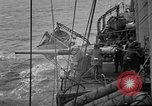 Image of artillery aboard a ship Atlantic Ocean, 1923, second 7 stock footage video 65675049291