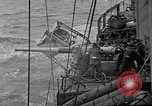 Image of artillery aboard a ship Atlantic Ocean, 1923, second 9 stock footage video 65675049291