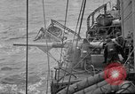 Image of artillery aboard a ship Atlantic Ocean, 1923, second 10 stock footage video 65675049291