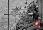 Image of artillery aboard a ship Atlantic Ocean, 1923, second 11 stock footage video 65675049291