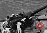 Image of gun crew Atlantic Ocean, 1923, second 2 stock footage video 65675049292