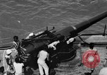 Image of gun crew Atlantic Ocean, 1923, second 3 stock footage video 65675049292