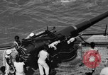 Image of gun crew Atlantic Ocean, 1923, second 4 stock footage video 65675049292