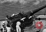 Image of gun crew Atlantic Ocean, 1923, second 5 stock footage video 65675049292