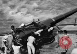 Image of gun crew Atlantic Ocean, 1923, second 7 stock footage video 65675049292