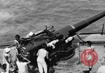 Image of gun crew Atlantic Ocean, 1923, second 8 stock footage video 65675049292