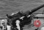 Image of gun crew Atlantic Ocean, 1923, second 9 stock footage video 65675049292