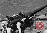 Image of gun crew Atlantic Ocean, 1923, second 10 stock footage video 65675049292