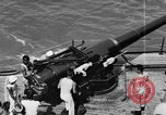 Image of gun crew Atlantic Ocean, 1923, second 11 stock footage video 65675049292