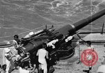 Image of gun crew Atlantic Ocean, 1923, second 12 stock footage video 65675049292