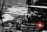 Image of gun crew aiming Atlantic Ocean, 1923, second 2 stock footage video 65675049293