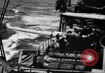 Image of gun crew aiming Atlantic Ocean, 1923, second 3 stock footage video 65675049293