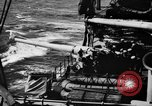 Image of gun crew aiming Atlantic Ocean, 1923, second 5 stock footage video 65675049293