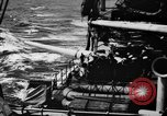 Image of gun crew aiming Atlantic Ocean, 1923, second 8 stock footage video 65675049293