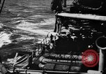 Image of gun crew aiming Atlantic Ocean, 1923, second 10 stock footage video 65675049293