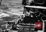 Image of gun crew aiming Atlantic Ocean, 1923, second 11 stock footage video 65675049293