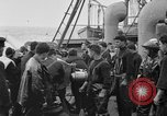 Image of artillery loading Atlantic Ocean, 1923, second 3 stock footage video 65675049294