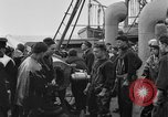 Image of artillery loading Atlantic Ocean, 1923, second 5 stock footage video 65675049294