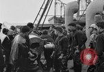 Image of artillery loading Atlantic Ocean, 1923, second 6 stock footage video 65675049294