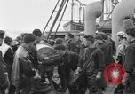 Image of artillery loading Atlantic Ocean, 1923, second 7 stock footage video 65675049294