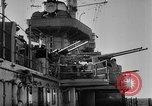 Image of Smoke screen around Kriegsmarine ship Atlantic Ocean, 1943, second 12 stock footage video 65675049300