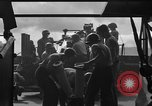 Image of United States battleship Colorado Pacific Ocean, 1944, second 4 stock footage video 65675049305